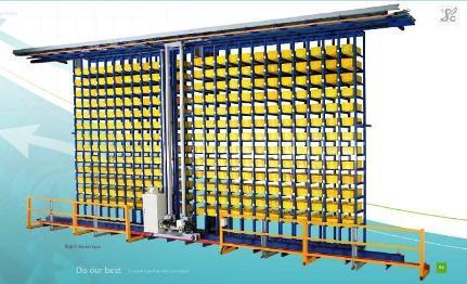 Automatic Warehouse System Save Space And Time