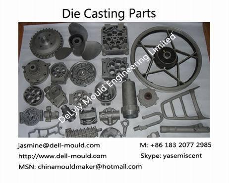 Automotive Die Casting Parts