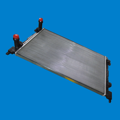 Automotive Engine Water Radiator