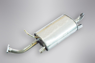 Automotive Exhaust System Muffler
