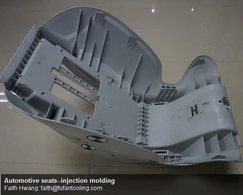 Automotive Seats China Injection Molds Molding