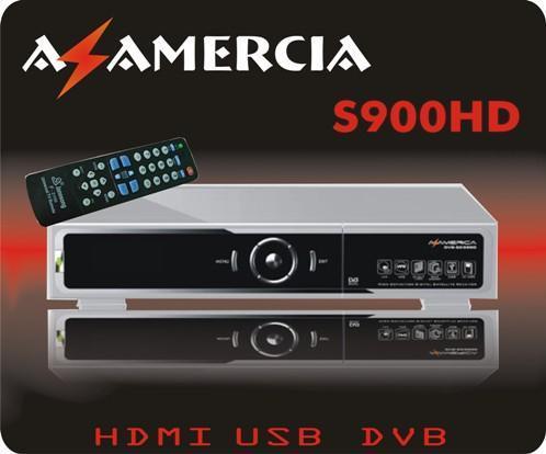 Az America S900 Hd Satellite Tv Receiver 2012