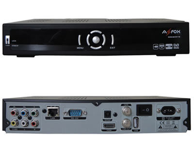 Azfox N11s Dvb S2 1080p Full Hd