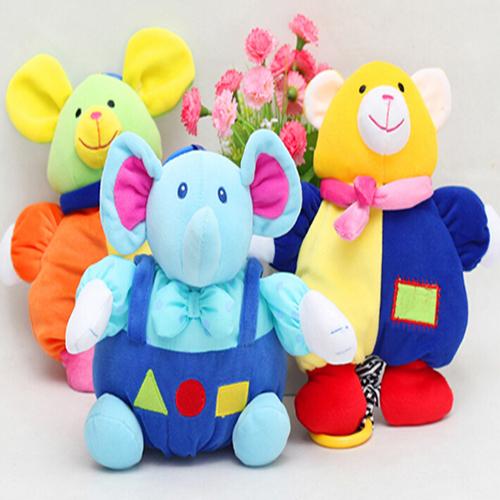 Baby Plush Toys Animal