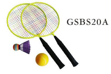Badminton Racket Set Gsbs20a