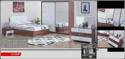 Bahar Bedroom Furniture Sets