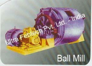 Ball Mill Batch Type