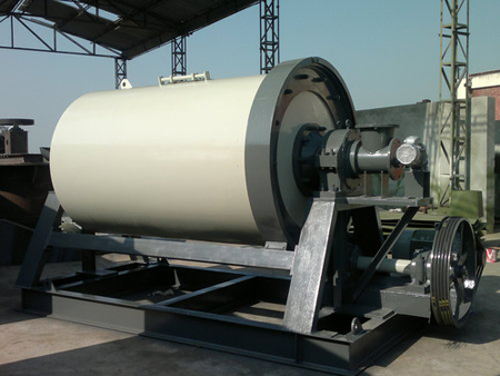 Ball Mill Cap 3 0 Ton Day For Lead Oxide