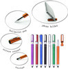 Ball Point Pen Iphone Holder Stylus Multifunctional