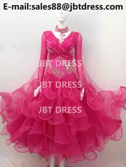 Balloom Dance Dress Jm2411