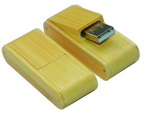 Bamboo Usb Flash Disk
