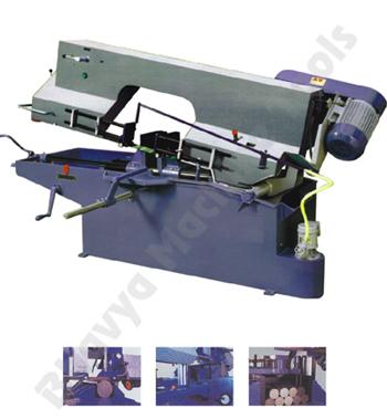 Bandsaw Machine From Bhavya Tools
