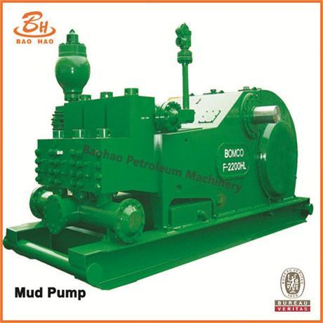 Baoji Baohao Petroleum Machinery Equipment Co Ltd F Series Mud Pump