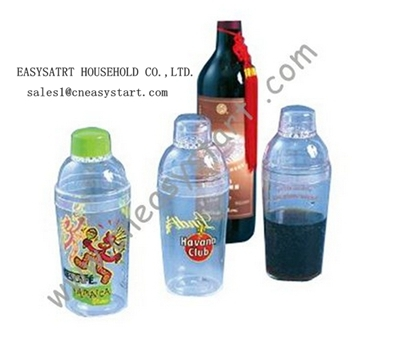 Bar Tools Wine Plastic Shaker