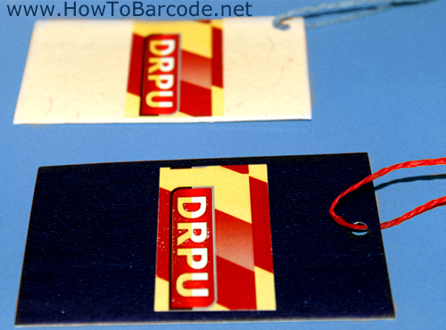 Barcode Label Maker Application