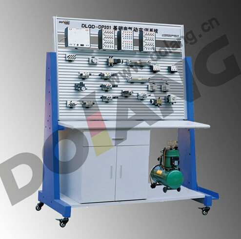 Basic Electro Pneumatics Training Dlqd Dp201