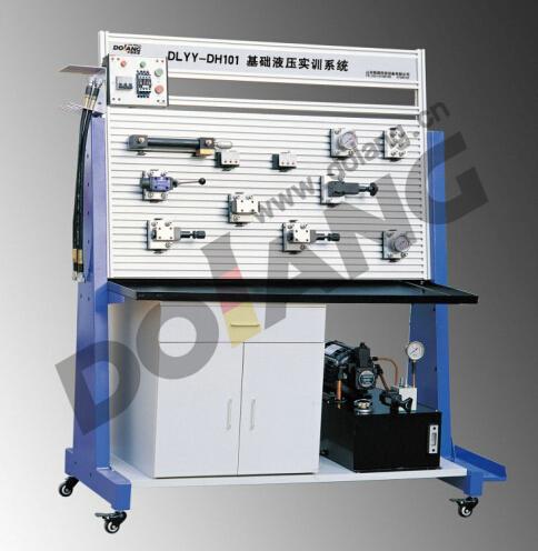 Basic Hydraulic Training System Dlyy Dh101
