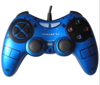 Bat Knight Shape New Design For Wired Pc Game Pad