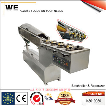 Batchroller Ropesizer