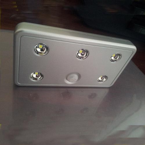 Battery Led Light With Pir Sensor