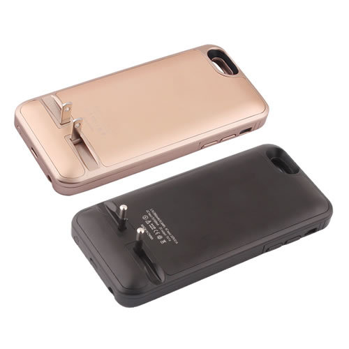 Battery Power Case For Iphone 6 With Built In Plug Bn I6 J
