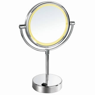 Battery Powered Double Side Led Cosmetic Mirror 120762