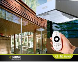 Battery Powered Motion Sensor Outdoor Solar Led Wall Light Els 07rc