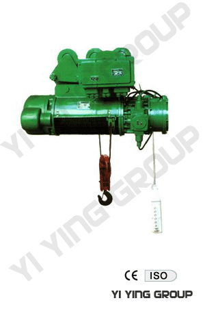 Bcd Explosion Proof Hoists