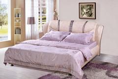 Bedroom Furniture King Size Sets Leather Bed