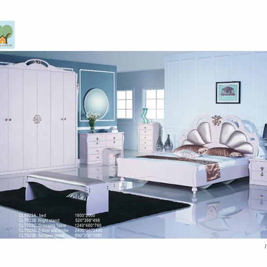 Bedroom Set Cl 7923 Manufacture