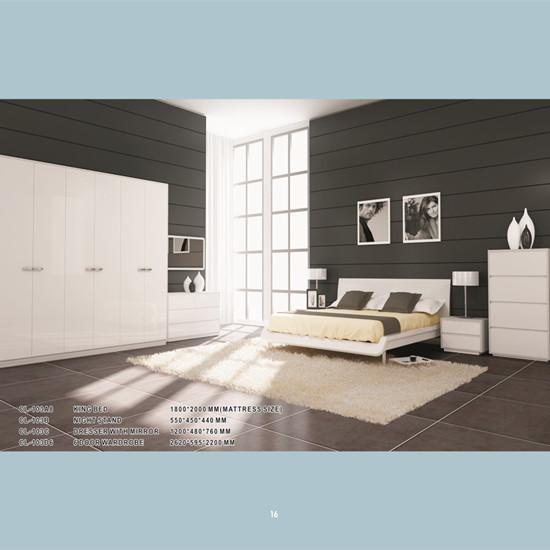Bedroom Set Manufacture