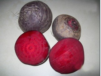 Beetroot Red Natural Color