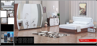 Belinda Bedroom Furniture Sets
