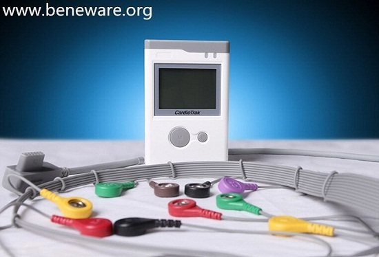 Beneware Holter Recorder More Than 44 Kinds Of Histograms Hrv Qt Lp Hrt Twa