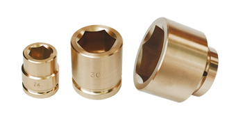 Beryllium Bronze 3 4 17mm 65mm Driver Impact Socket