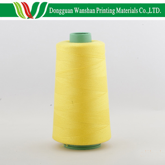 Best Price Hot Selling Sewing Thread 5000 Yards Cone