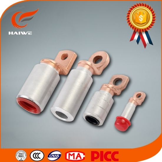 Best Price Of Dtl Copper Aluminum Electric Cable Lug Terminal Connector
