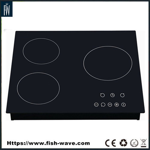 Best Quality 3 Zones Induction Cooker Of Kitchen Cooking