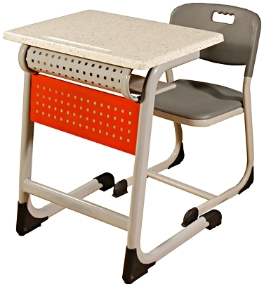 Best Selling Single Student Desk Inci School
