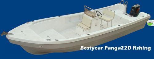 Bestyear Panga 22d Boat