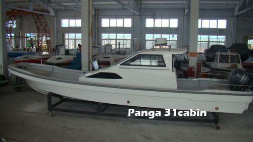 Bestyear Panga 31 Cabin