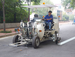 Big Drivong Type Road Marking Machine For Sale