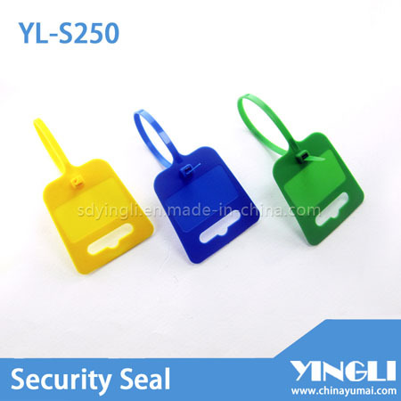 Big Label Plastic Seal Yl S250