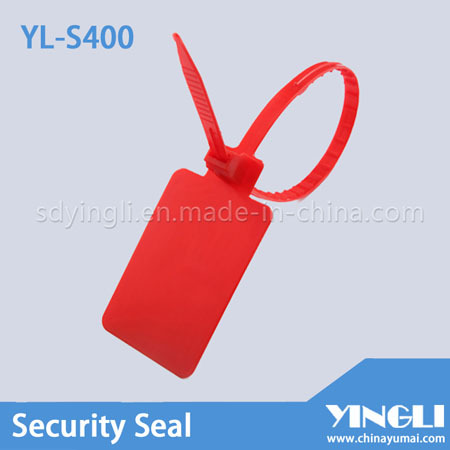 Big Label Security Seal Plastic Yl S400