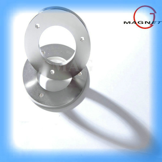 Big Ring Magnet With Three Holes
