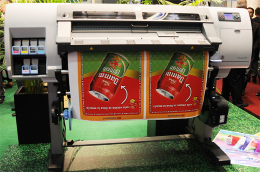 Big Sale New Hp Designjet L25500 Latex Ink Printer 42 Inch