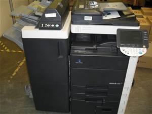 Big Sale New Konica Minolta Bizhub C650 Copier Machine