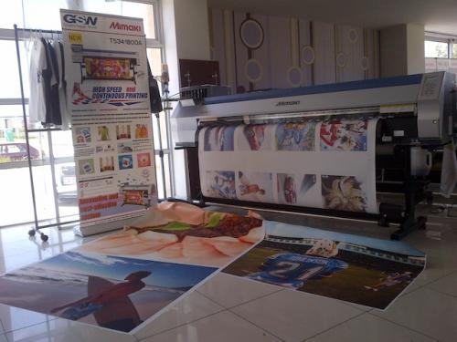 Big Sale New Mimaki Ts34 1800a 74 Inch Dye Sublimation Transfer Printer