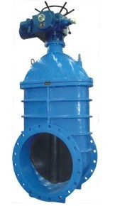 Big Size Resilient Soft Seated Gate Valve
