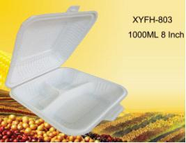 Biodegradable Disposable Food Container Lunch Box